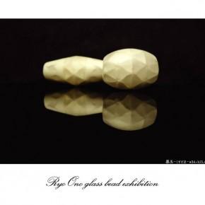 Ryo Ono glass bead exhibition 薬玉